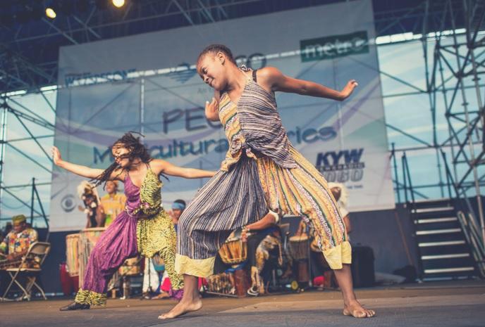 Healing Trauma for Children Through Dance