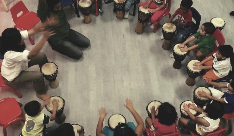 Healing Trauma for Children Through Music