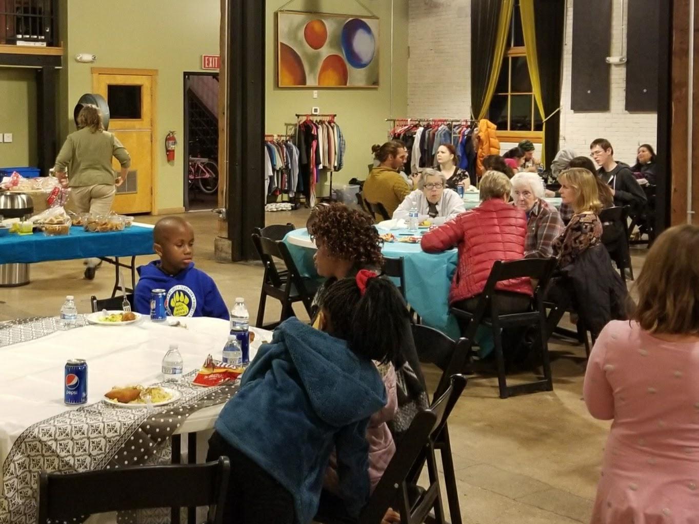 Nov 2017 Community Dinner